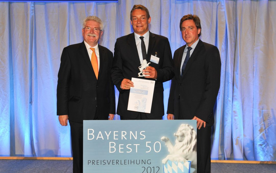 """""""Bayerns Best 50″ – Auszeichnung in München"""